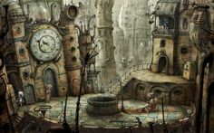 machinarium-wallpaper-plaza-1280x800.jpg 1280×800 pixels