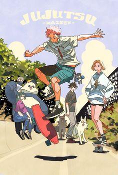 Fanarts Anime, Anime Characters, Manga Anime, Anime Art, Character Art, Character Design, Animation, Manga Covers, Image Manga