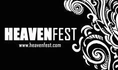 Free download: Heaven Fest design 1