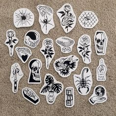 Excellent simple ideas for your inspiration Kritzelei Tattoo, Doodle Tattoo, 13 Tattoos, Piercing Tattoo, Unique Tattoos, Black Tattoos, Body Art Tattoos, Small Tattoos, Sleeve Tattoos