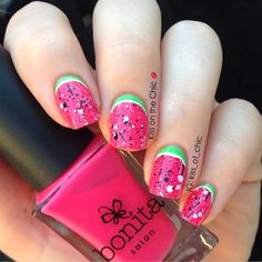 Kiss on the Chic: Watermelons