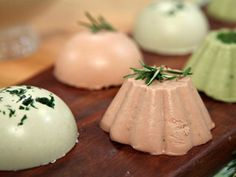 Variedad de patés - Emi Pechar