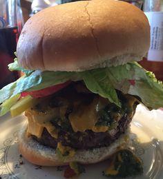 Cheese Burger Home Made 7/10