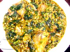 Okra (Okro) Soup is a farm fresh soup recipe prepared with green vegetables. Do you know how to prepare it so that the vegetables look yummy in the plate?