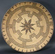 Apache Basket    circa 1900