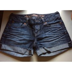 Express denim shorts Never worn Express Shorts Jean Shorts