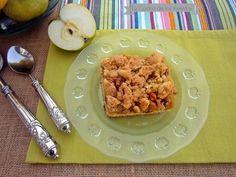 """La Cocina de los inventos: Tarta de Manzana """"engrunada"""""""