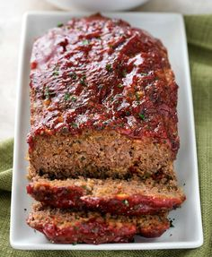 Not your average meatloaf recipe, this glazed chipotle meatloaf is packed with bold flavors like chipotle peppers, pepper jack cheese, chili powder and cumin! Slathered with a smoky sweet sauce, it's a fabulous change up from a traditional meatloaf! Meatloaf Recipe With Crackers, Meatloaf Sauce, Good Meatloaf Recipe, Best Meatloaf, Cooking Meatloaf, Ground Beef Recipes, Pork Recipes, Cooking Recipes, Pudding Recipes