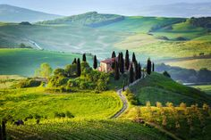 You can spend your holidays in the Luxury villas in Tuscany that immersed in the eternal beauty of its medieval structures. Spoil yourself in the great art of the fantastic adventures