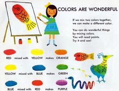 Adventures with Color, illustrated by J.P. Miller