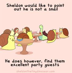 Sheldon the Tiny Dinosaur who Thinks he's a Turtle, , You'd be surprised how often people think he's a...