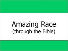 This idea is taken from the show the amazing race split the