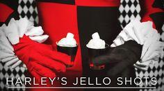 Harley Quinn's Jell-O Shots