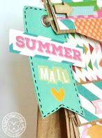 DE SCRAP Y OTRAS COSITAS LINDAS: Loaded Bag - Summer Mail