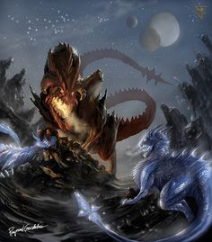 mythological monsters | Norse+Mythical-Creatures-mythical-creatures-7590308-744-850.jpg