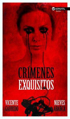 De Tacones y Bolsos, un libro, Crímenes Exquisitos (Ed. Versátil), una novela policiaca diferente, con varios puntos de vista y en la que ahondaremos en las pasiones más bajas de la alta sociedad.