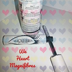 #Magnifibres brush-on false lashes lengthen your #eyelashes by up to 5mm. Use alongside your usual mascara for instantly visible results.