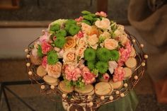 Bulduru school of Horticulture floristic exam works