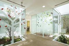 Sugamo Shinkin Bank, Tokiwadai Branch / Emmanuelle Moureaux Architecture   Design