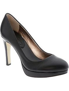 My new shoes - and possibly my favorite pumps ever.