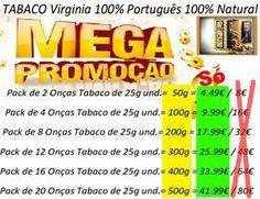 Tabaco Virginia 100%Português 100% Natural  Perfumes e Tabaco -----» BARATO   Os Melhores Preços do Mercado !  www.PortoPrecoJusto.LojasOnLine.net Virginia, Natural, The 100, Tobacco Shop, Nature, Au Natural