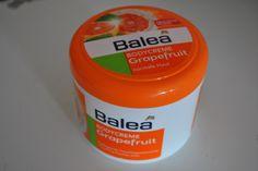 Balea Bodycreme Grapefruit
