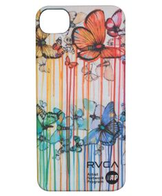 Butterfly iphone 4/4s Case but instead 5s case