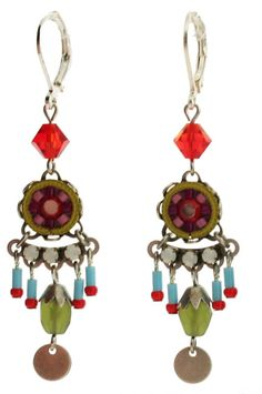Earrings from the Rainbow Collection by Ayala Bar