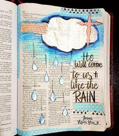 Have a good weekend everyone.  Hosea 6:3
