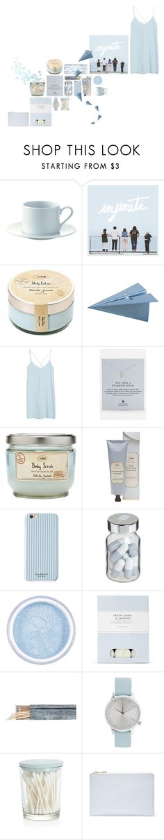 """26."" by sabon ❤ liked on Polyvore featuring LSA International, CB2, MANGO, Dogeared, Isaac Mizrahi, Vita, Laura Ashley, Bamford, Komono and Crate and Barrel"