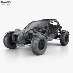 Ariel Nomad 2015 model - Vehicles on Ariel Cars, Ariel Nomad, Go Kart Frame, Stl File Format, Car Sketch, Car Engine, Alloy Wheel, Concept Cars, Atv