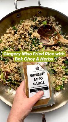 Veggie Recipes, Asian Recipes, New Recipes, Whole Food Recipes, Vegetarian Recipes, Cooking Recipes, Favorite Recipes, Healthy Recipes, Clean Eating