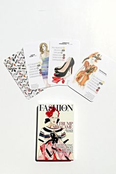 Fashion face off card game 11