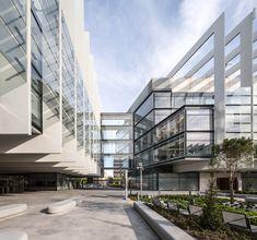 Campus Repsol by RAFAEL DE LA-HOZ ARQUITECTOS