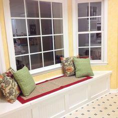 DIY Plans: Build a Window Seat with Storage