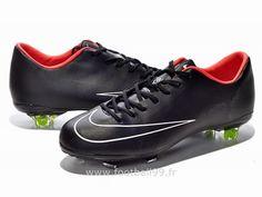 2014 Coupe du monde Chaussures de foot nike Mercurial Vapor X FG Noir Crampon Foot Nike Mercurial Nike Leggings, Mercurial Vapor, Cleats, Sports, Fashion, Soccer Shoes, World Cup, Black People, Football Boots