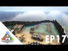 Ark Survival Evolved Bases, Jurassic World, Naruto, Video Games, Building, Youtube, Godzilla, Animals, Minecraft