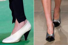 hooties pasarela celine jil sander Pumps, Heels, Jil Sander, Celine, Platform, Fashion, Shoe Boots, Walkway, Over Knee Socks