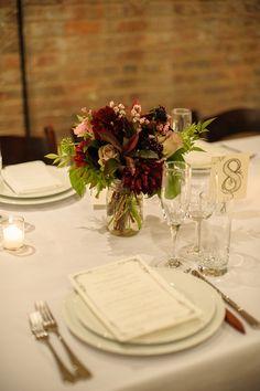 Elegant Mason Jar Flower Arrangements