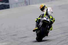 Nobody does it like Valentino Rossi. Even in an off year, you can't take your eyes off of him.