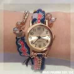 Reloj Pulsera 337