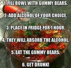Hmmm. ...gotta try this