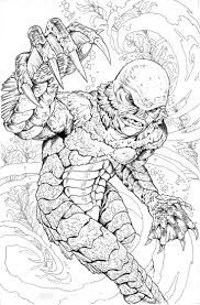 image result for little house of horror coloring pages