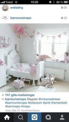 Underbart rum. Tips från barnrumsinspo