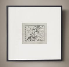 18th C. English Armorial Engravings Published in the late