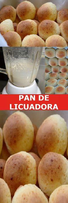 Pan de licuadora receta paso a paso   #pan #licuadora #pasoapaso #panecillos #pancitos #receta #recipe  #casero #tartas #pastel #nestlecocina #bizcocho #bizcochuelo #tasty #cocina #cheesecake #helados #gelatina #gelato #flan #budin #pudin #flanes #cakes #panfrances #panettone #pantone #panetone #navidad #chocolate #masa #bread   Si te gusta dinos HOLA y dale a Me Gusta MIREN...