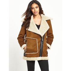 Vero Moda Taina Jacket (740 NOK) ❤ liked on Polyvore featuring outerwear, jackets, vero moda, vero moda jackets, zip jacket, asymmetrical zip jacket and asymmetrical zipper jacket