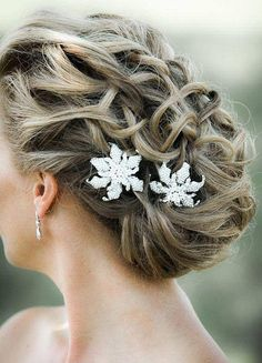 chignon wedding hairstyles, low bun wedding hairstyles - low bun wedding hairstyle