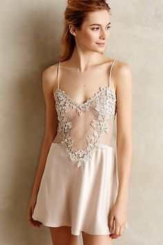Flora Nikrooz Showstopper Chemise - anthropologie.com #anthrofave