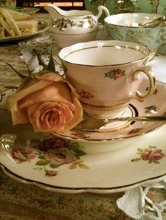 vintage tea instead if 3 course wedding breakfast?